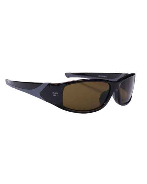 IPL Brown Contrast Enhancement Laser Safety Glasses - Model 808