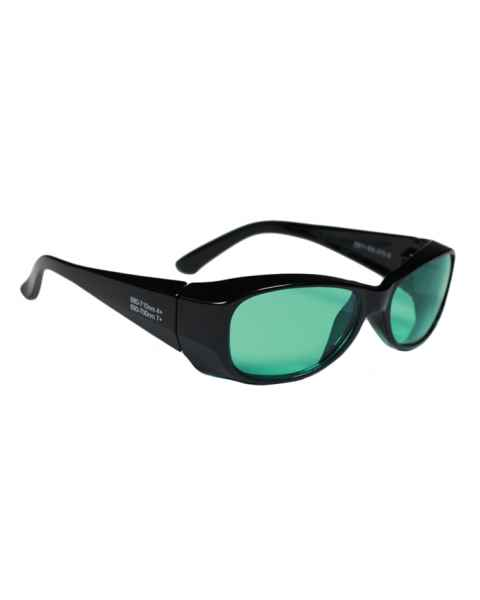 Ruby Laser Safety Glasses - Model 375