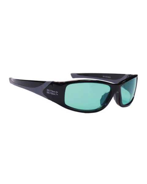 Ruby Laser Safety Glasses - Model 808