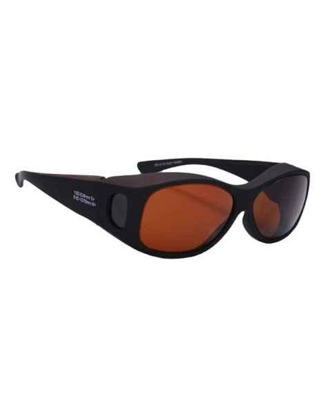 YAG Double Harmonics Fit-Over Laser Safety Glasses - Model 33