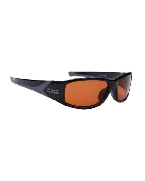 YAG Double Harmonics Laser Safety Glasses - Model 808