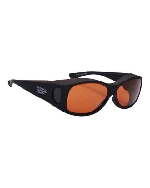 Multiwave YAG Harmonics Alexandrite Diode Fit-Over Laser Safety Glasses - Model 33