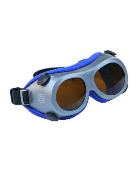 Multiwave YAG Harmonics Alexandrite Diode Laser Safety Goggles - Model 55