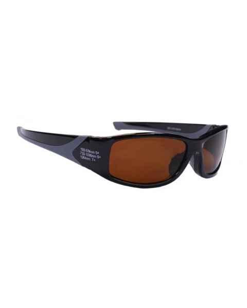 Multiwave YAG Harmonics Alexandrite Diode Laser Safety Glasses - Model 808