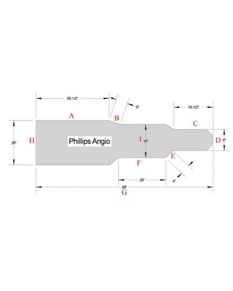 Philips Angio Table Pad