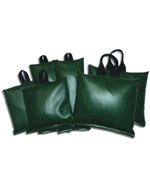 Techno Aide SBK-AA 6-Piece Athletic Bariatric Vinyl Sandbag
