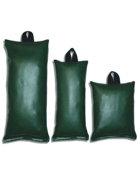 Techno Aide SBK-FB Femoral Angio Vinyl Sandbag Set of 3