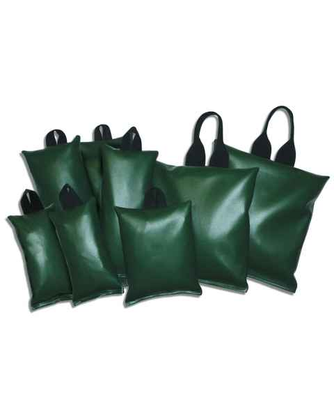 Techno Aide SBK-GA General Vinyl Sandbag Set of 8