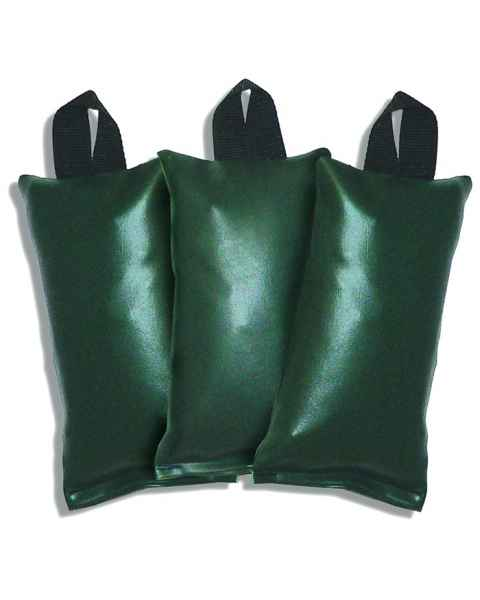 "Pediatric Sandbag 3 Piece Set - 3 lbs Size 5"" x 9"""