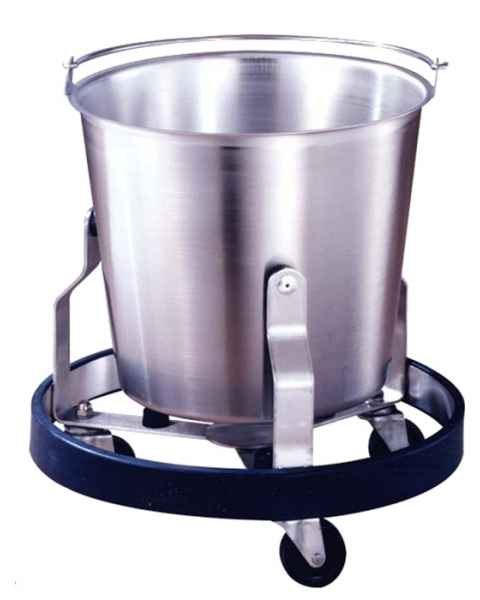 Stainless Steel Kickbucket