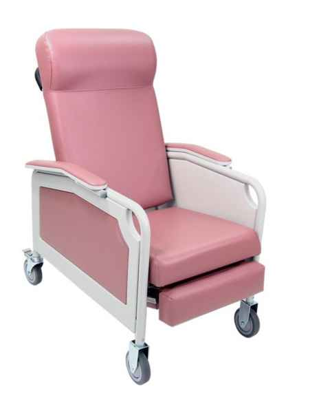Convalescent Recliner without Tray
