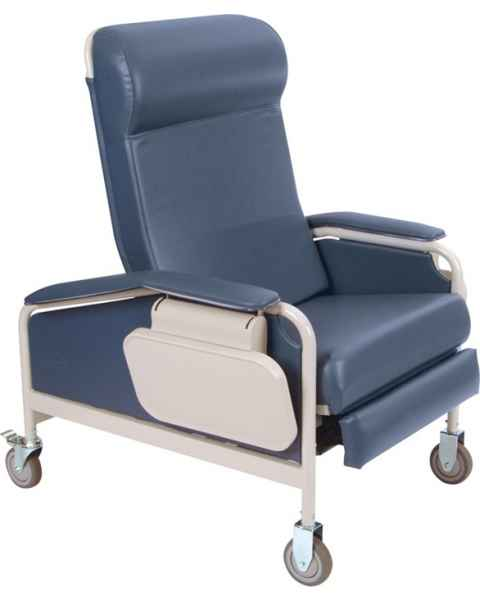 Extra Large Convalescent Recliner