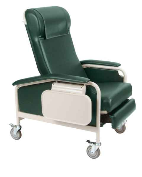 CareCliner with Nylon Casters