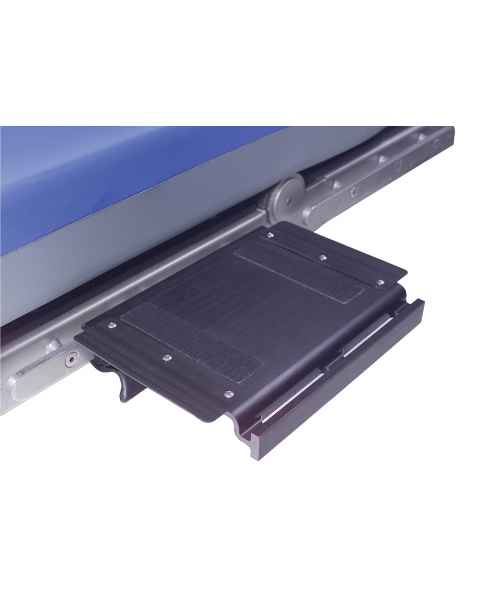 "Bariatric Table Width Extender 8"" x 15"" (20cm x 38cm)"