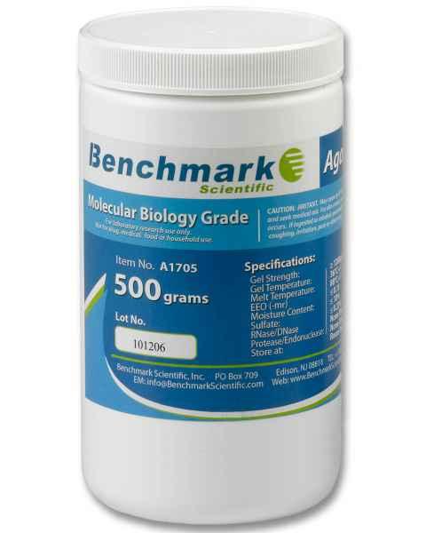 Benchmark Agarose LE 500g - Organic Solvent Free