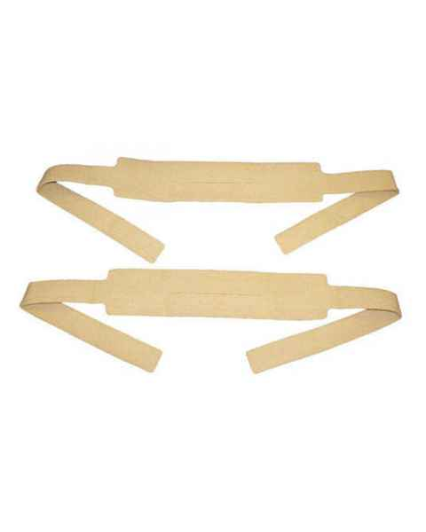 Morrison Medical 1478TAN Disposable KED Head/Chin Straps
