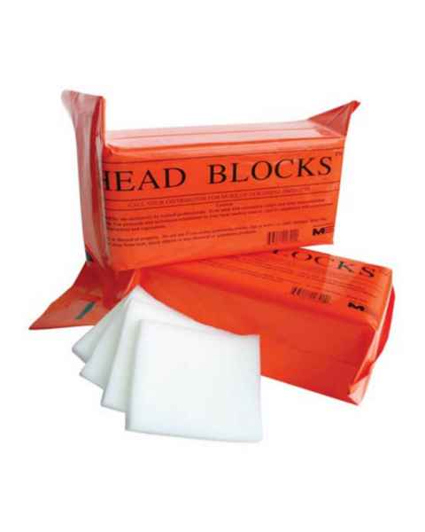 Morrison Medical 0323 Disposable Foam Head Blocks & Foam Cervical Pads