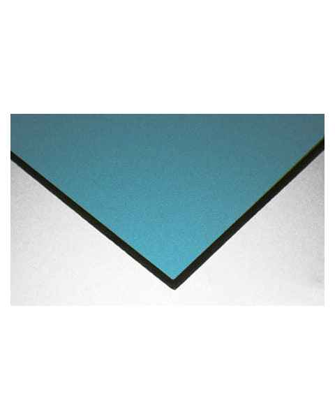 Ruby Laser Protective Acrylic Sheet - Light Blue