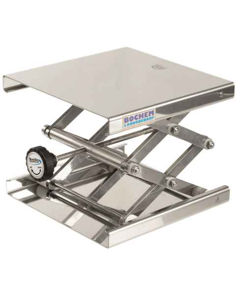 BrandTech Support Jacks - Stainless Steel