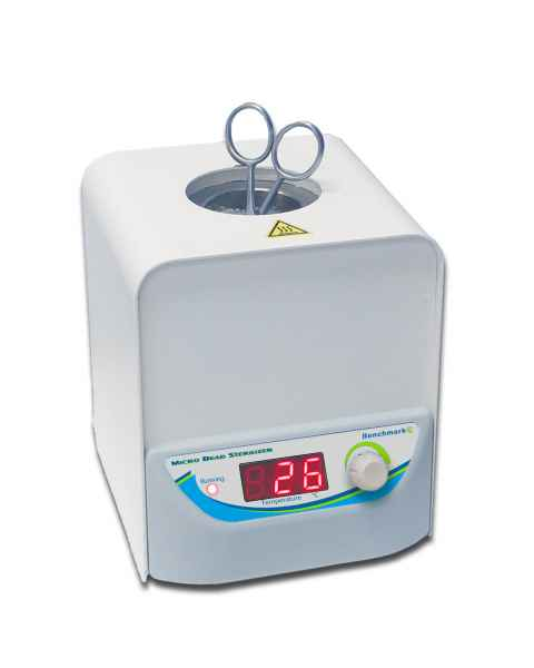Micro Bead Sterilizer, with glass beads