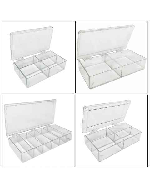 MTC Bio MultiBox™ Western Blot Box - Clear Polystyrene
