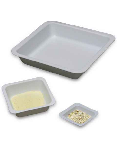 MTC Bio Antistatic Polystyrene Square Weigh Boat - White