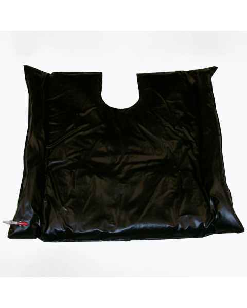"BeanBag with Shoulder Cutout 38.5"" x 35.5"""