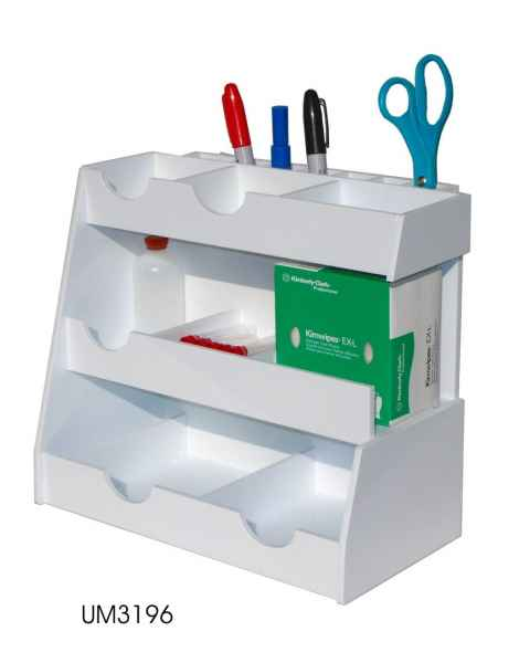Bench Top Workstation Organizer