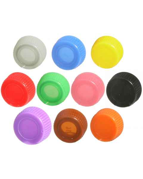 Screw Caps with O-Ring for Bio Plas Screw Cap Microcentrifuge Tubes