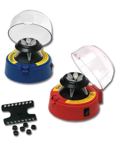 Benchmark Mini-Centrifuge with 2 Rotors