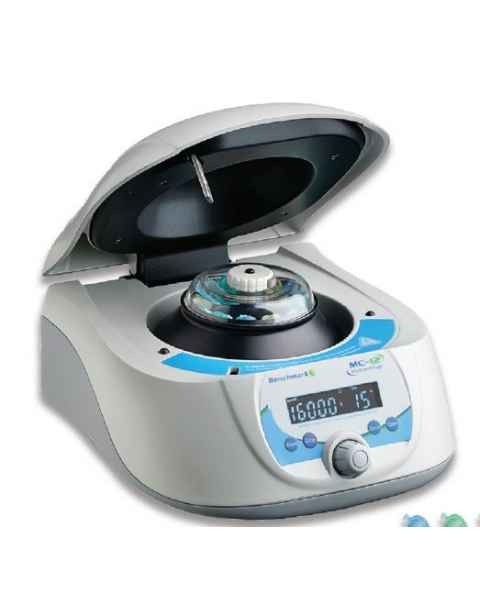 MC-12 High Speed Microcentrifuge with 12 x 1.5/2.0ml rotor