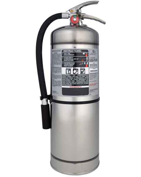 Clean Agent Non-Magnetic Fire Extinguisher (ABC)