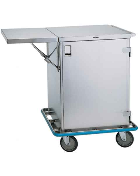 Pedigo Large Stainless Steel Surgical Case Cart