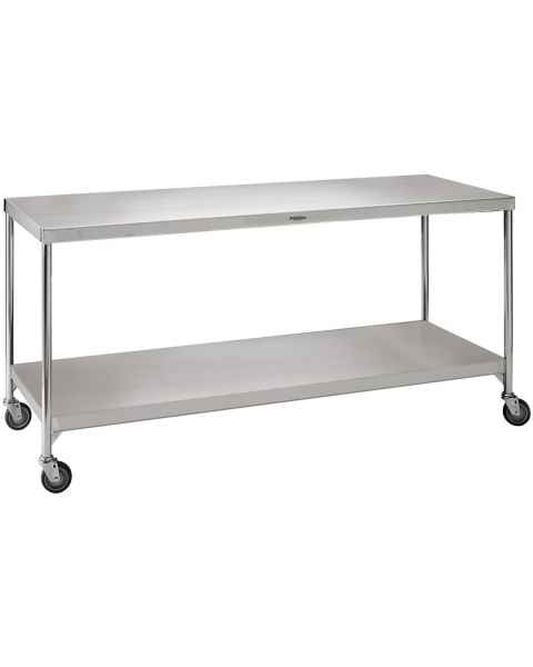 "Pedigo Central Supply Work Table 84"" W x 36"" D x 34"" H"