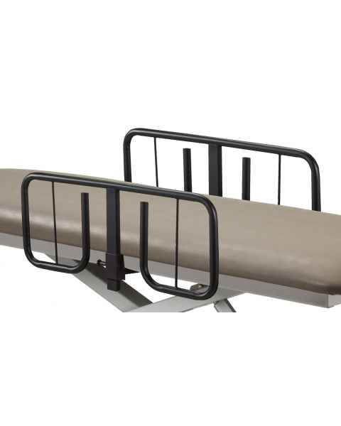 Option - Chrome Safety Rail with 3 Height Position