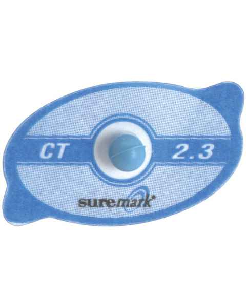 Suremark 2.3mm Blue CT Mark Skin Marker