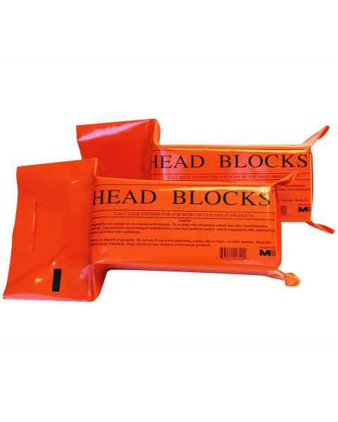 Morrison Medical 0320 Disposable Foam Head Blocks