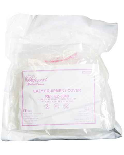 Sterile Eazy Equipment Covers - Elastic Band Closure - Medium Sizes