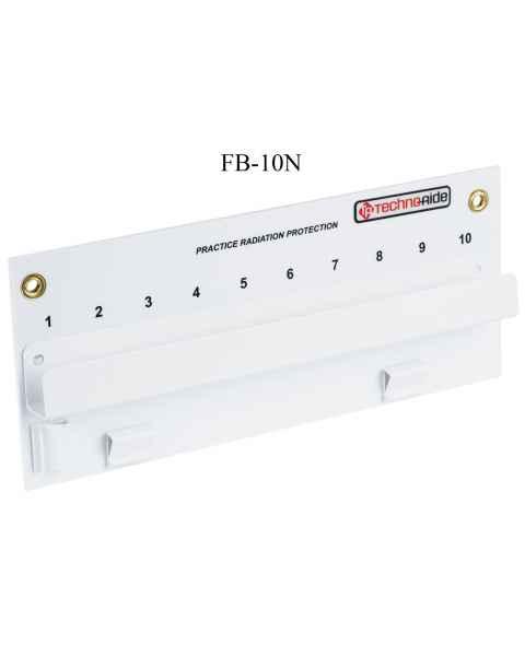 Radiation Badge Storage Board FB-10N
