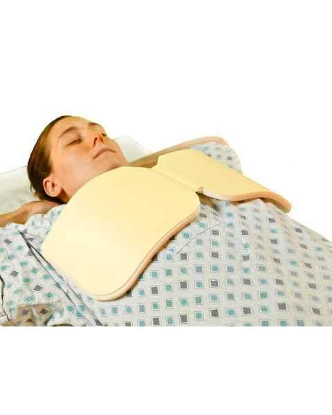 Female CT Breast Shield