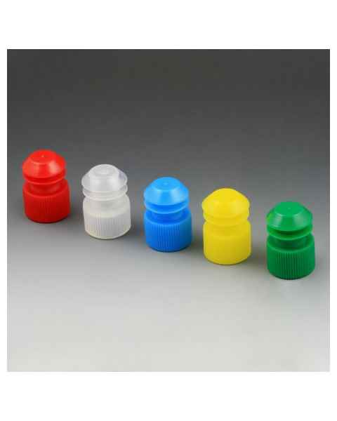 16mm Flanged Plug Cap - Polyethylene (PE)