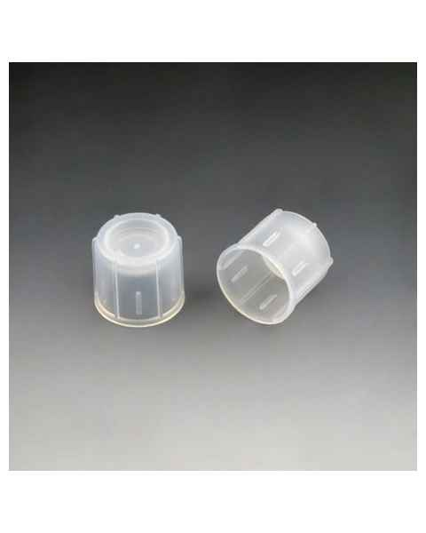 12mm Snap Cap - Dual Position - Low Density Polyethylene (LDPE)