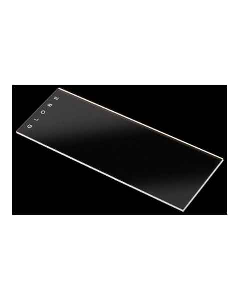 Microscope Slides - Glass - Plain with 90° Ground Edges 90° Corners - 25mm x 75mm