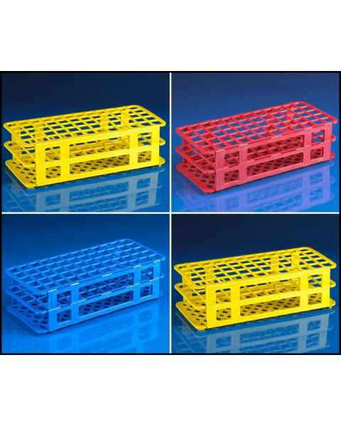 60-Place Snap-N-Racks Tube Racks for 16mm/17mm Tubes - Polypropylene