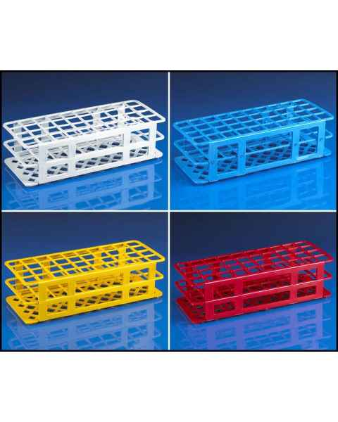 40-Place Snap-N-Racks Tube Racks for 25mm Tubes - Polypropylene