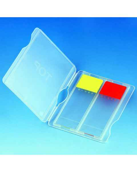 Polypropylene Slide Mailer for 2 Microscope Slides