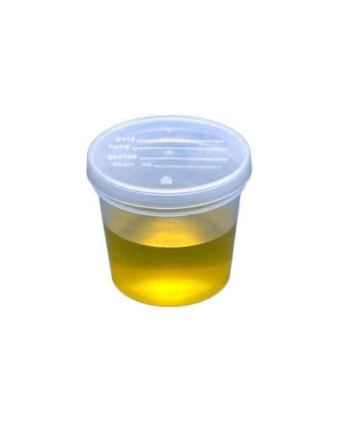 5oz Specimen Container with Snap Cap - Non-Sterile