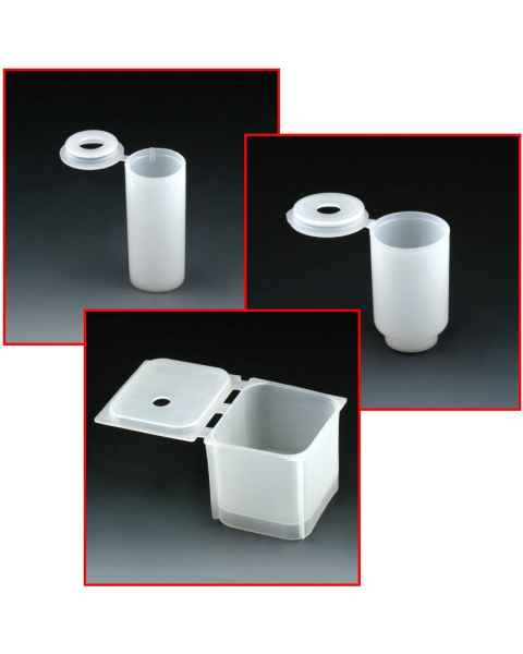 Reagent Containers PP For Cobas Mira and Horiba ABX Analyzers