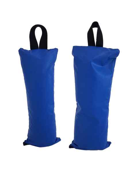 "Femoral/Angio Sandbag - 4 Piece Set (image shown 5 lbs - Size 5"" x 12"" and 10 lbs - Size 7"" x16"" Sandbags)"