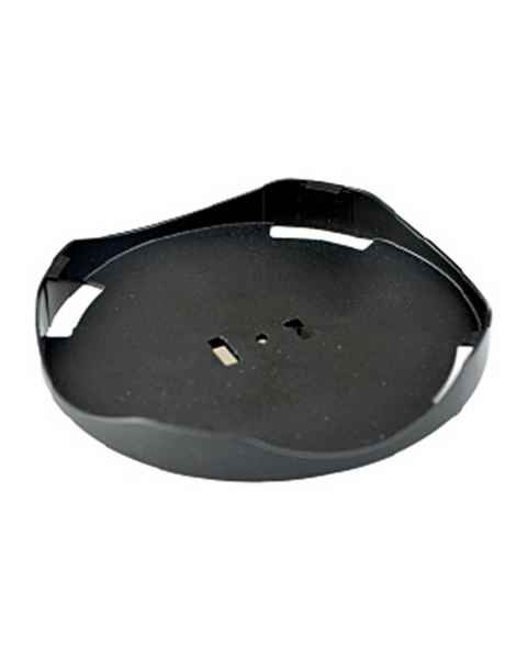 Globe Scientific GVM-AS-PLATE Universal Round Top Plate for Use with GVM-AS Vortex Mixer - 100mm Diameter